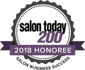 Salon Today 200 2018 Honoree