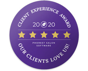 Client Experience Award - Phorest Salon Software
