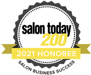 Salon Today 200 2021 Honoree